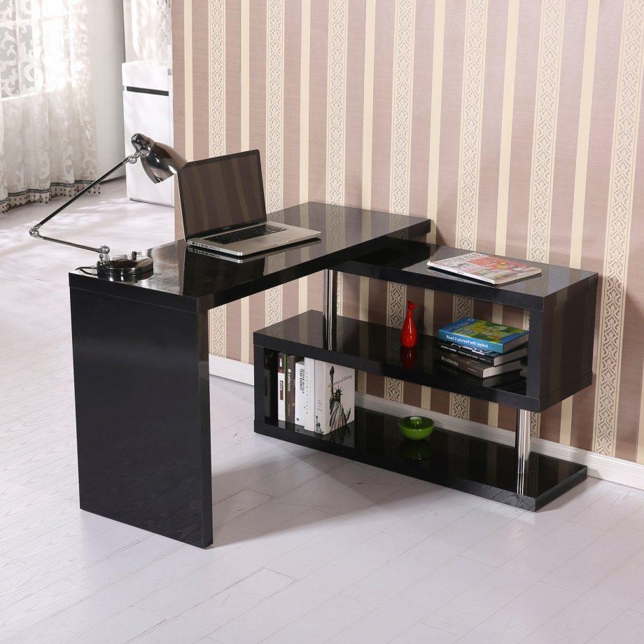 L-Shaped Computer Desk-3