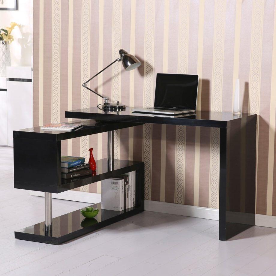 L-Shaped Computer Desk-4