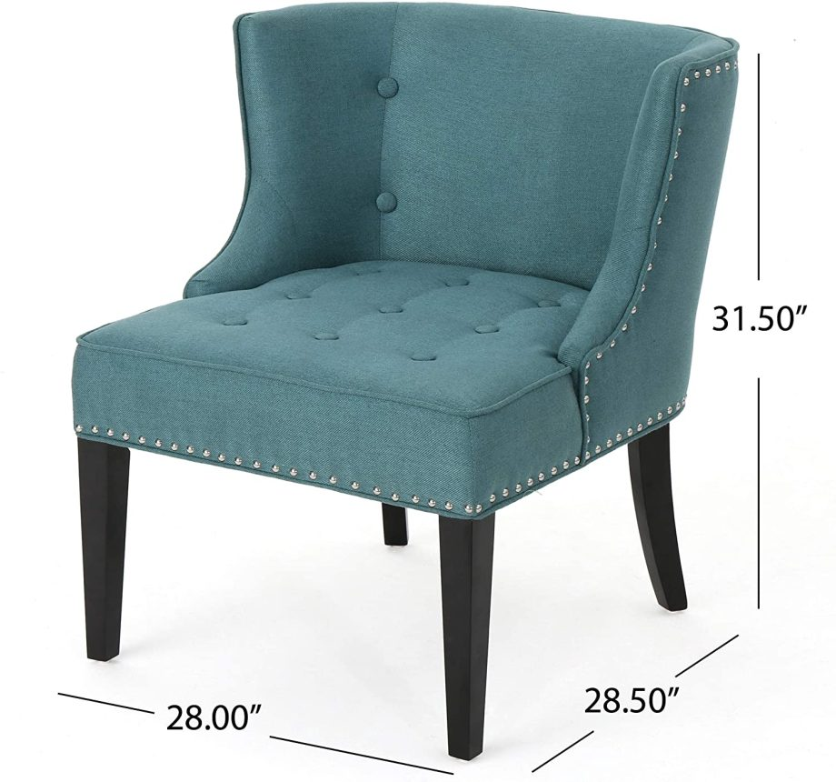 Adelina Fabric Occaisional Chair-8